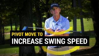 Increase swing speed