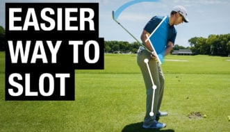 how to get into the slot golf