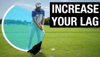 increase lag golf swing