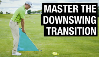 downswing transition